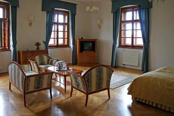 Hotel Zámeček foto 2