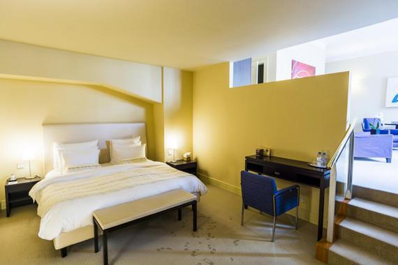 Aria hotel foto 3