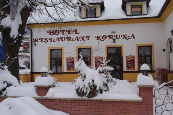 Hotel Koruna Karlštejn foto 6