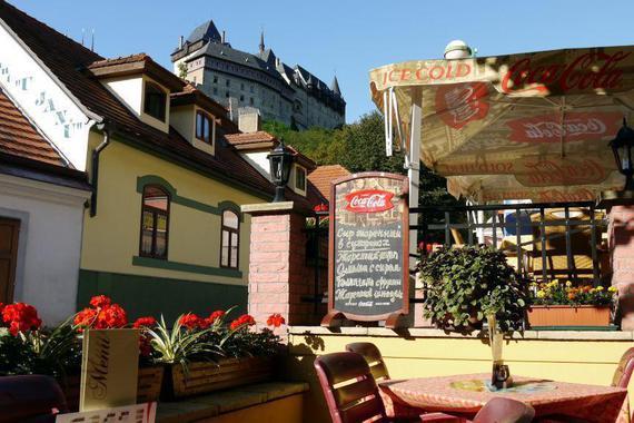 Hotel Koruna Karlštejn foto 5