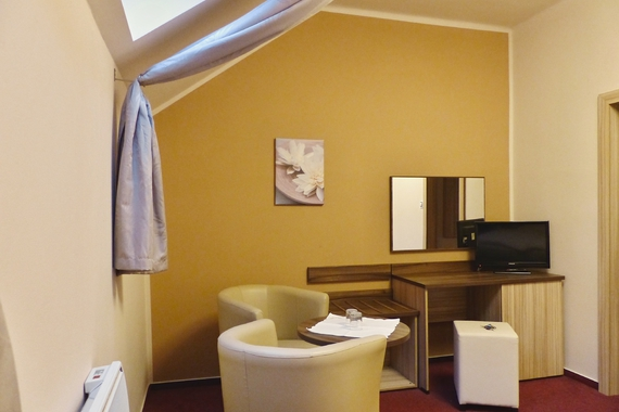Hotel Koruna Karlštejn foto 10