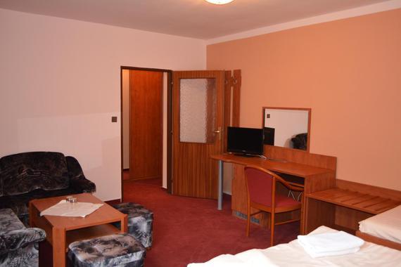 Hotel Koruna Karlštejn foto 15