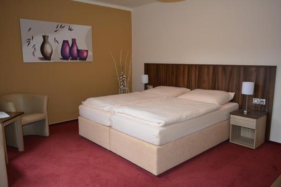 Hotel Koruna Karlštejn foto 19