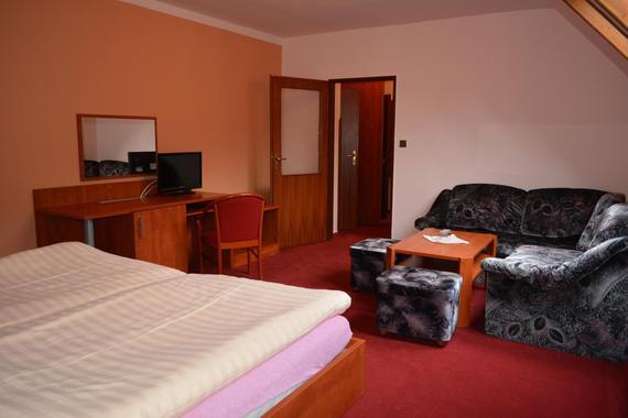 Hotel Koruna Karlštejn foto 21