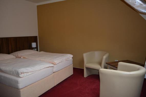 Hotel Koruna Karlštejn foto 23