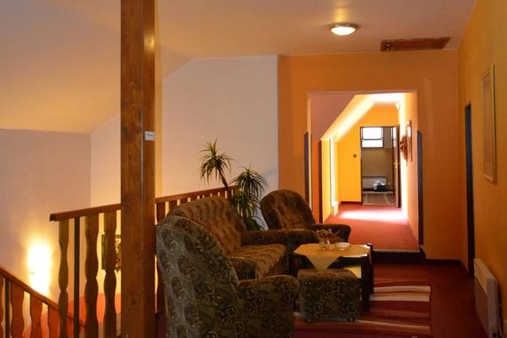 Hotel Koruna Karlštejn foto 31