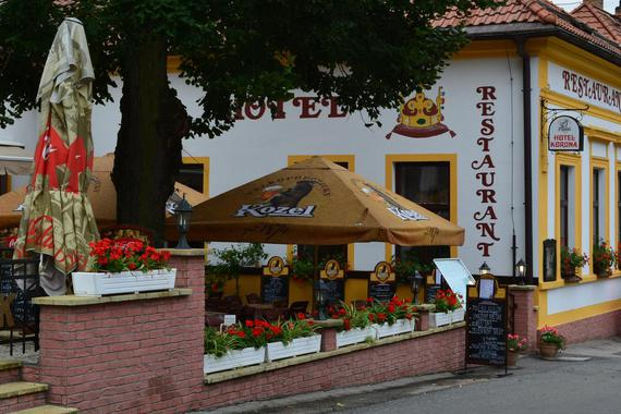 Hotel Koruna Karlštejn foto 36