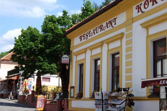 Hotel Koruna Karlštejn foto 4