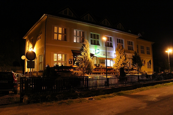 Hotel Obecná škola foto 1