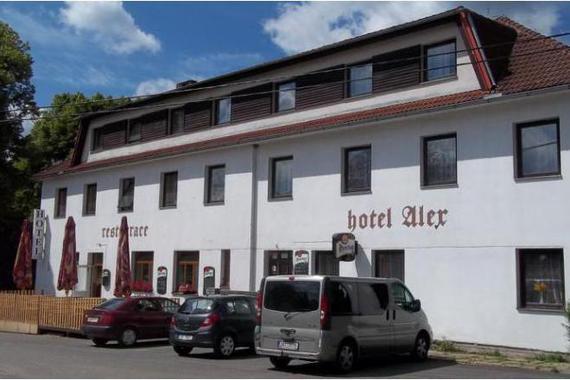 Hotel Alex foto 1
