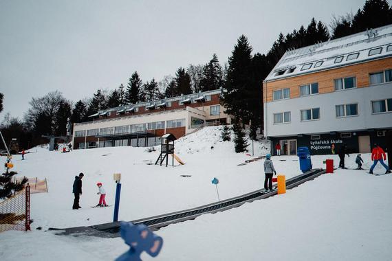 Hotel Monínec foto 8