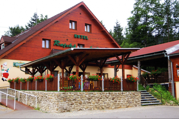 Hotel Rajská Bouda foto 1