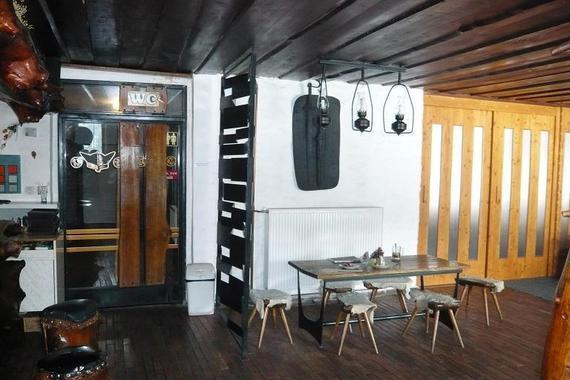 Hotel - Keltská salaš Ebeka foto 4