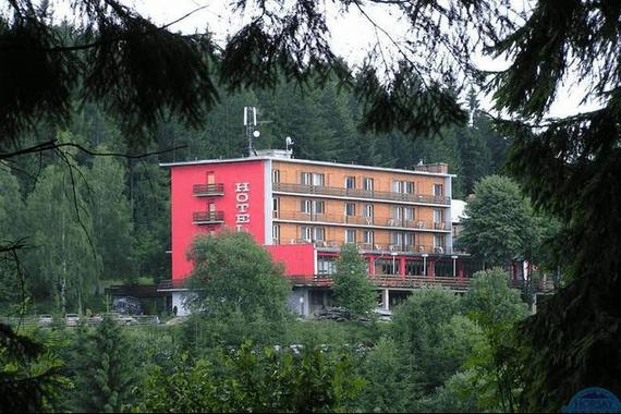 Horský hotel Visalaje foto 8