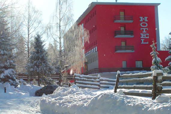 Horský hotel Visalaje foto 1