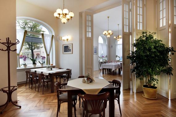 Hotel Pod Zeleným dubem foto 2
