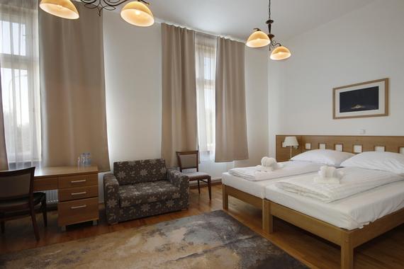 Hotel Pod Zeleným dubem foto 4
