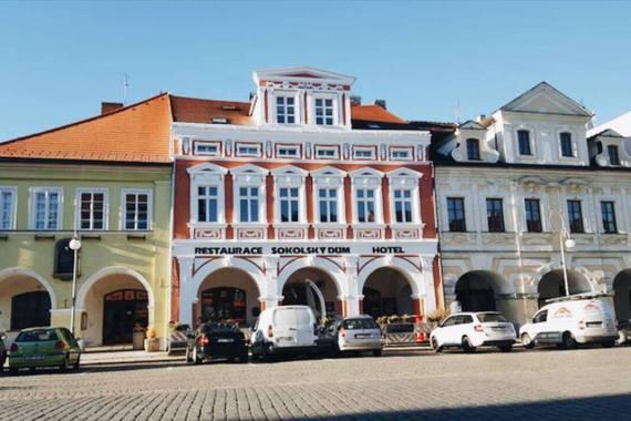 Hotel a restaurace Sokolský dům foto 5