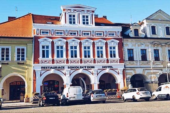 Hotel a restaurace Sokolský dům foto 1