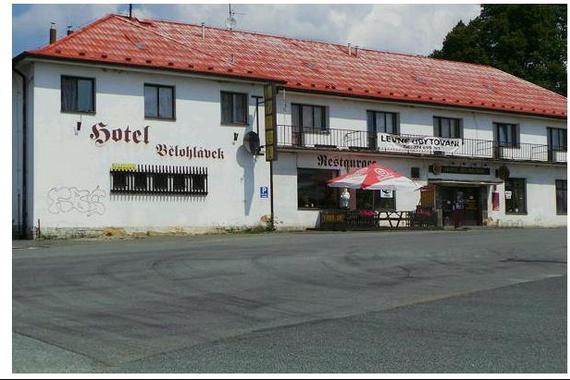 Hotel Bělohlávek foto 1