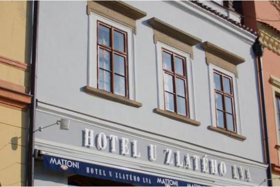 Hotel U Zlatého lva foto 1