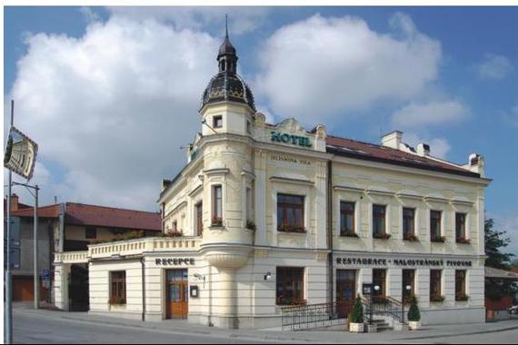Hotel Jelínkova Vila foto 1