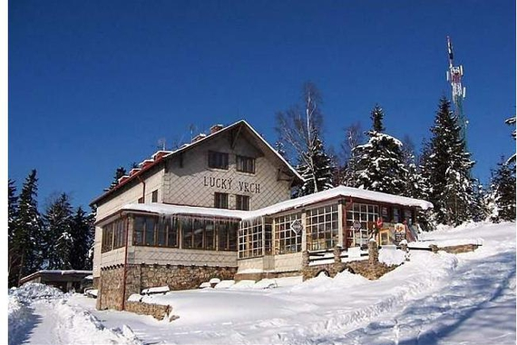 Chata na Luckém vrchu foto 1