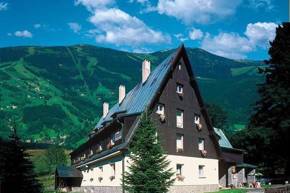 Hotel Starý Mlýn foto 1