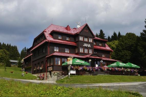 Hotel bouda Jana foto 2