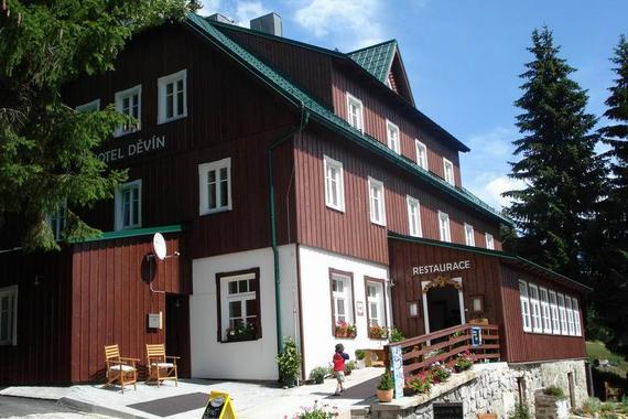 Hotel Děvín foto 1