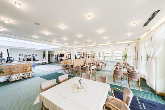 Golf hotel AUSTERLITZ foto 8
