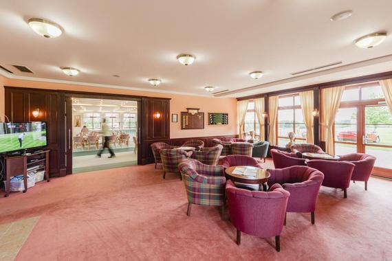 Golf hotel AUSTERLITZ foto 7