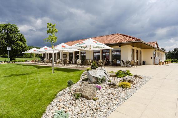 Golf hotel AUSTERLITZ foto 2