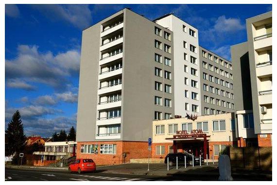Hotel Atom foto 1