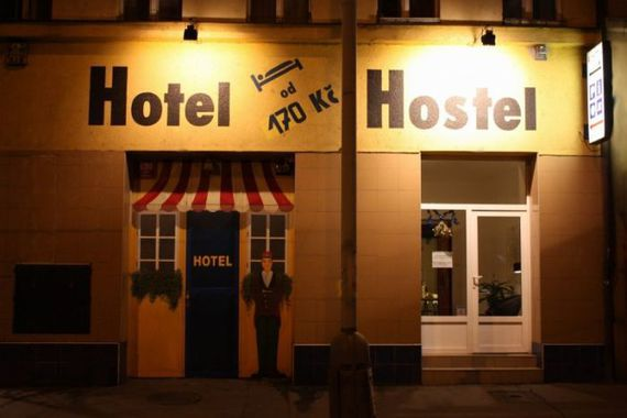 A1hotel & hostel foto 2