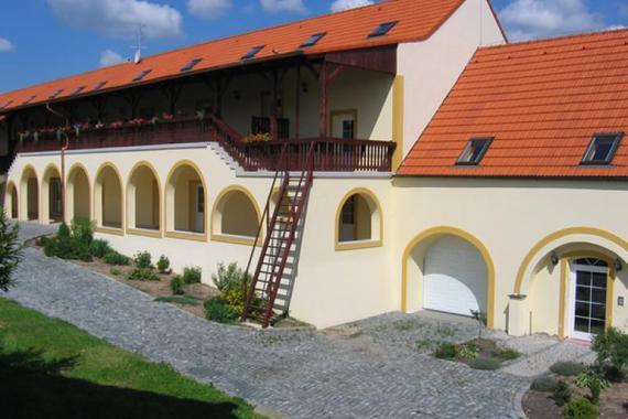 Hotel Dvůr Míče foto 7