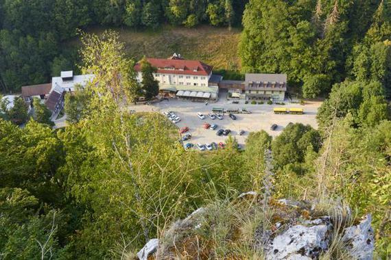 Hotel Skalní mlýn foto 1