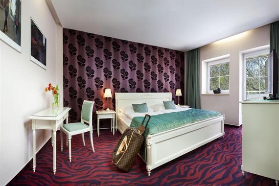 Hotel Galant Lednice foto 4