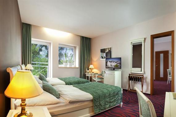 Hotel Galant Lednice foto 3