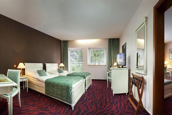 Hotel Galant Lednice foto 2