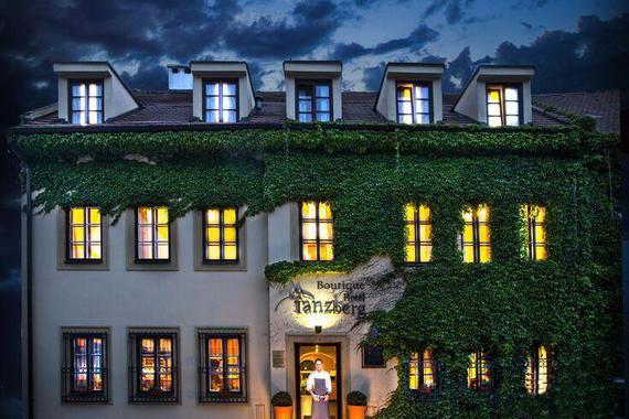 Boutique Hotel Tanzberg foto 1