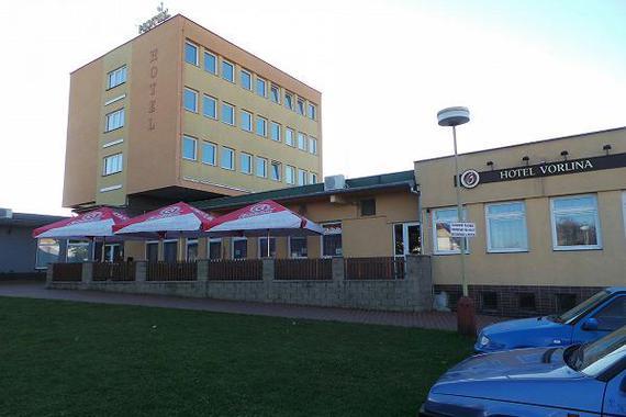 Hotel Vorlina foto 1