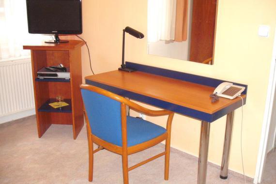 Pokoj - vybavení hotelu FORMAN