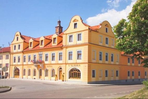 Hotel U Sládka foto 2