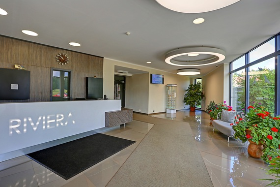 Hotel RIVIERA foto 8