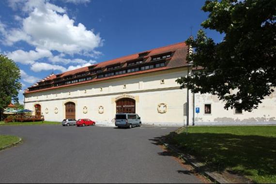 Hotel Klášter Teplá foto 1