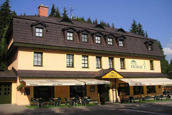 Hotel Krokus foto 4