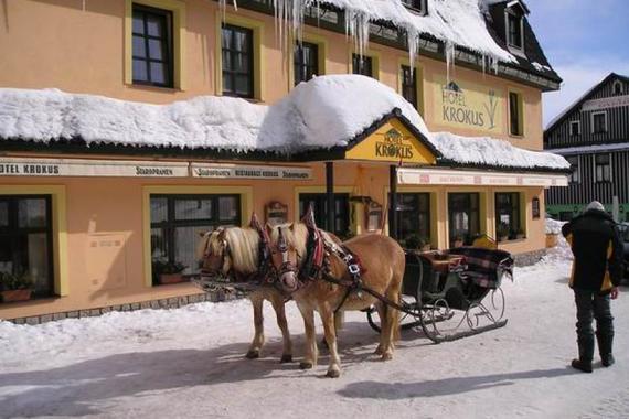 Hotel Krokus foto 1