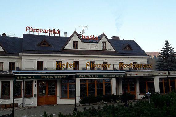 Hotel Pivovarská bašta foto 1
