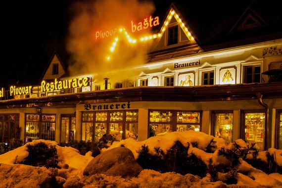 Hotel Pivovarská bašta foto 7